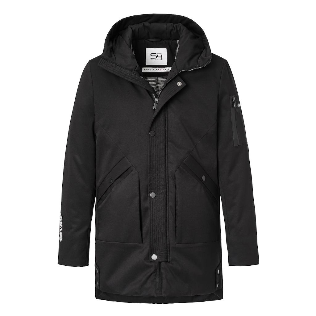 S4 Jackets Winterjacke »Waterland«, modern