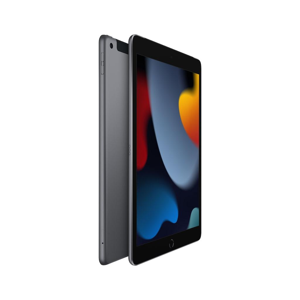 """Apple Tablet »iPad (2021), 10.2"""", Wi-Fi + Cellular, 8 GB RAM, 256 GB Speicherplatz«"""