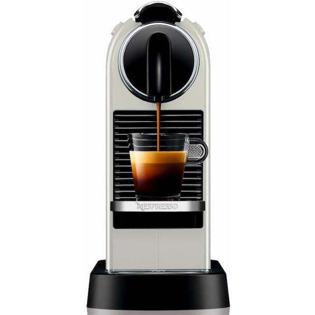 Nespresso Kapselmaschine NESPRESSO CITIZ EN 167.W