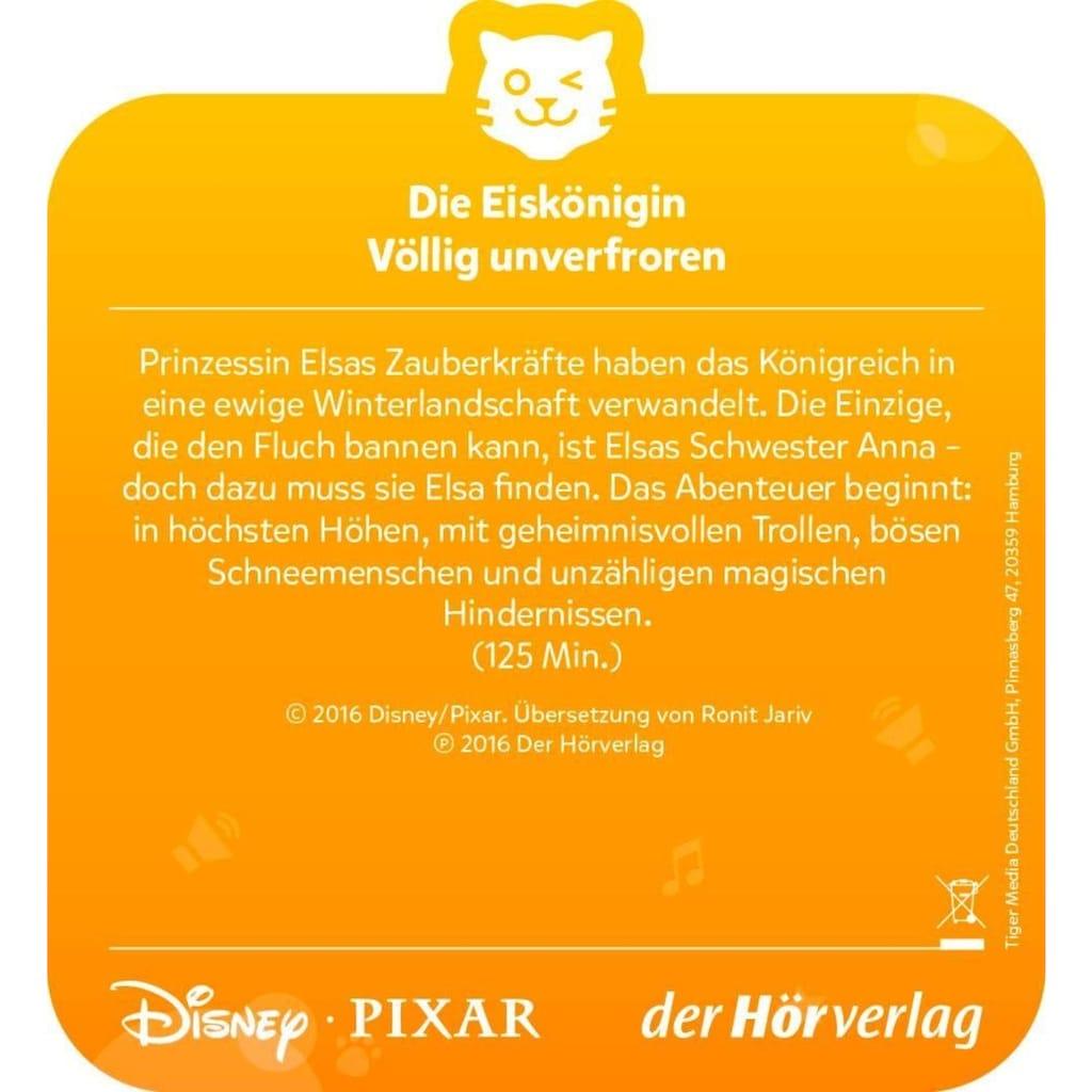 tigerbox Hörspiel »Die Eiskönigin - Völlig unverfroren«