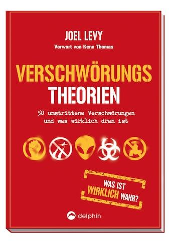 Buch »Verschwörungstheorien / Joel Levy, Kenn Thomas, Kocku von Stuckrad, Holger... kaufen