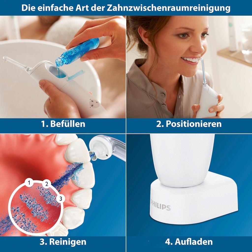 Philips Sonicare AirFloss »HX8261/01«, 1 St. Aufsätze}, zur Zahnzwischenraumreinigung