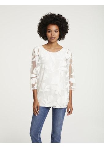 Rundhalsshirt transparent kaufen
