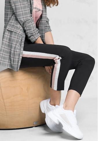 bianca Stretch-Hose »MELBOURNE«, mit coolen Sportswear-Streifen kaufen