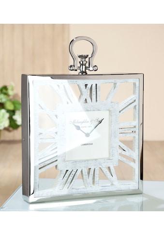 GILDE Standuhr »Uhr Campo«, Höhe 40 cm, Wohnzimmer kaufen