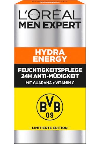 """L'ORÉAL PARIS MEN EXPERT Feuchtigkeitscreme """"Hydra Energy 24H Anti - Müdigkeit BVB Edition"""" kaufen"""