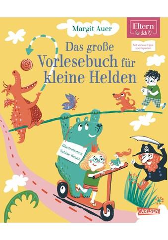 Buch »Das große Vorlesebuch für kleine Helden (ELTERN-Vorlesebuch) / Margit Auer,... kaufen