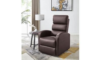 DELAVITA Relaxsessel »Isolde«, mit einer praktischen elektrischen Relaxfunktion, Sitz-... kaufen
