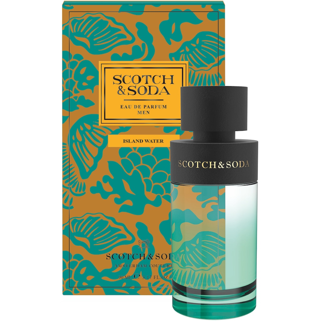 Scotch & Soda Eau de Parfum »Island Water Men«