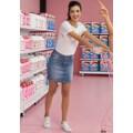 Please Jeans Minirock »G713«