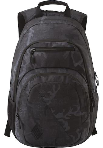 NITRO Schulrucksack »Stash 29, Forged Camo« kaufen
