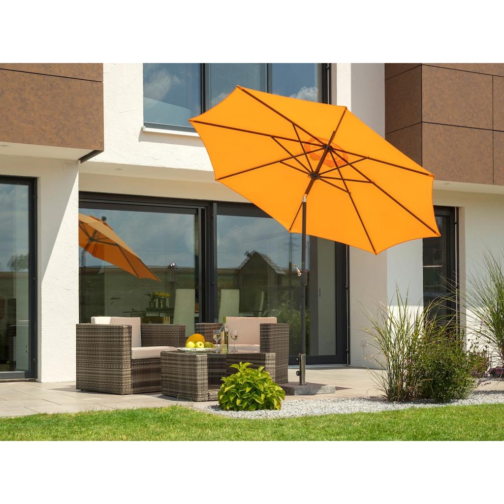 Schneider Schirme Sonnenschirm »Harlem«, ohne Schirmständer