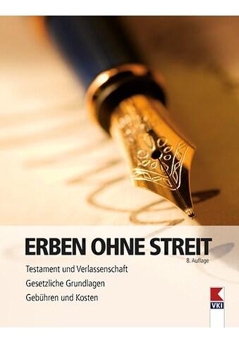 Buch »Erben ohne Streit / Patricia Davis, Verein für Konsumenteninformation« kaufen