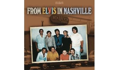 Vinyl »From Elvis In Nashville / Presley,Elvis« kaufen