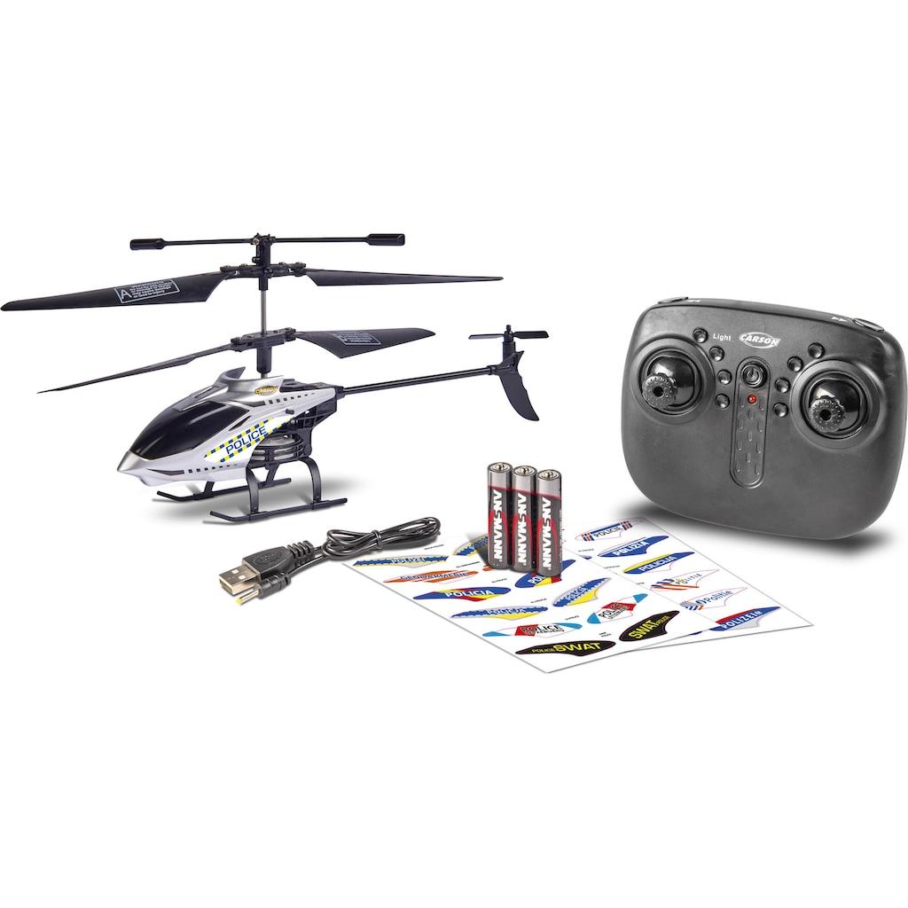 CARSON RC-Helikopter »Police Tyrann 230 Gyro«