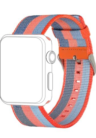 topp Accessoires Ersatz - /Wechselarmband »Nylon für Apple Watch (42/44 mm)« kaufen