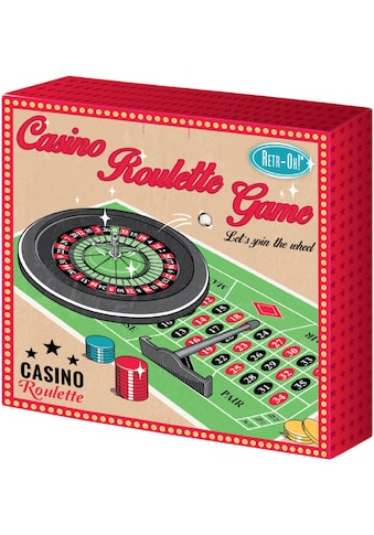 """Retr - Oh! Spiel, """"Casino Roulette Game"""" kaufen"""