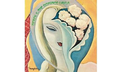 Vinyl »Layla And Other Assorted...(Ltd.50th Anni.4LP) / Derek & Dominos,The« kaufen