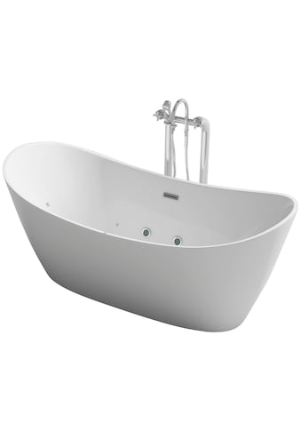 "HOME DELUXE Whirlpool - Badewanne ""Ovalo Plus"" (2 - tlg.) kaufen"