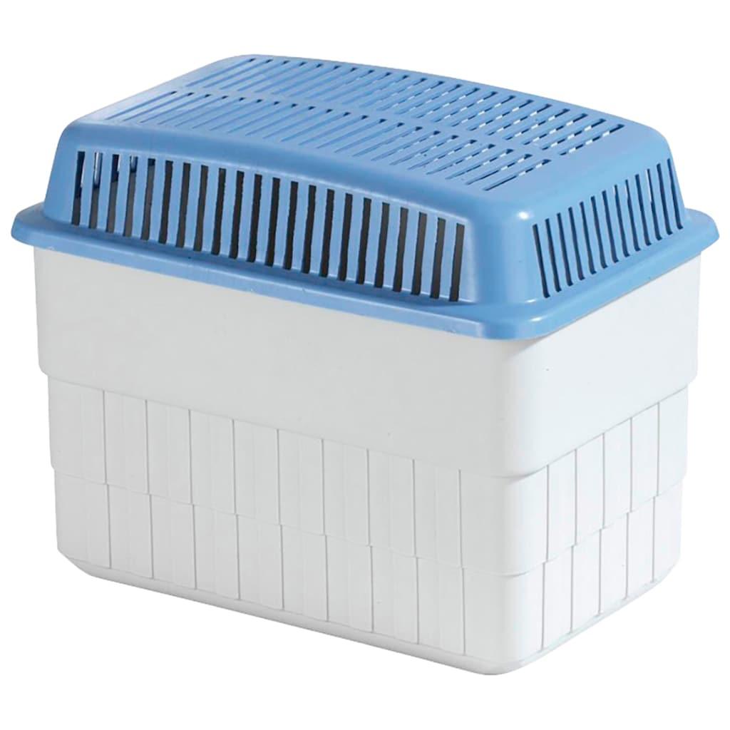 WENKO Luftentfeuchter »Feuchtigkeitskiller«, für 160 m³ Räume, 4 x 2 kg Nachfüllpack