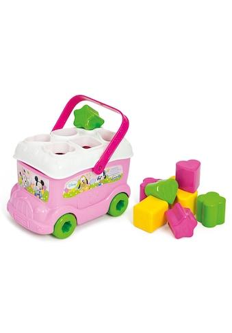 Clementoni® Steckspielzeug »Baby Clementoni Disney Baby Minnie Sortierbus«, Made in... kaufen