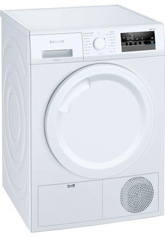 SIEMENS Wärmepumpentrockner iQ300 WT43HV00, 7 kg kaufen