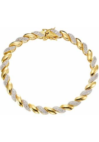 Firetti Armband, mit Diamanten kaufen