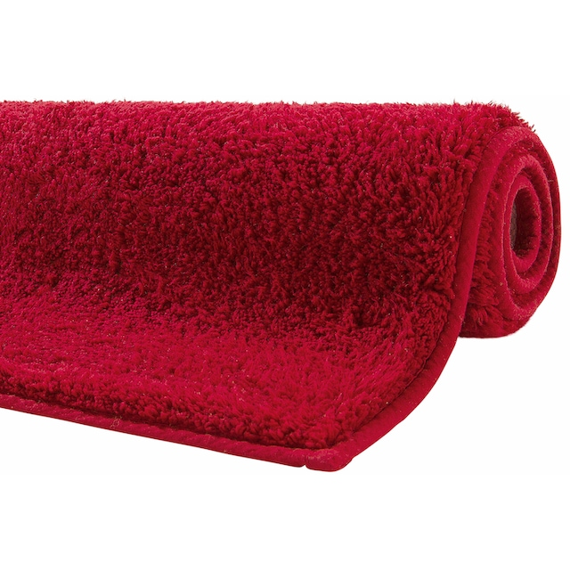 Badematte »Maren«, Home affaire, Höhe 15 mm, rutschhemmend beschichtet, fußbodenheizungsgeeignet