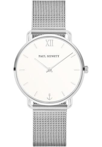 PAUL HEWITT Quarzuhr »Miss Ocean Line, PH-M-S-W-4S« kaufen