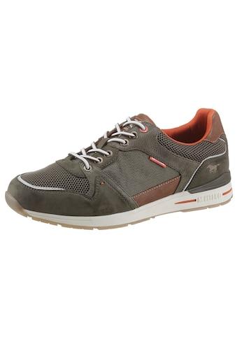 Mustang Shoes Sneaker, im Materialmix kaufen