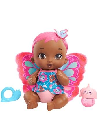 Mattel® Babypuppe »My Garden Baby, Pinker Schmetterling« kaufen