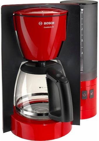 BOSCH Filterkaffeemaschine ComfortLine TKA6A044, Papierfilter 1x4 kaufen