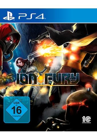 Ion Fury PlayStation 4 kaufen
