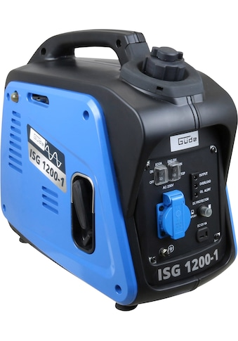 Güde Stromerzeuger »ISG 1200-1«, inkl. 230 V Steckdose und Ladekabel kaufen