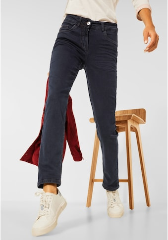 Cecil Comfort-fit-Jeans, 5-Pockets Style kaufen