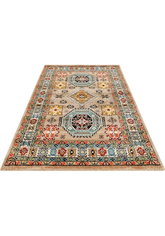 Teppich, »Majorelle«, Wecon home, rechteckig, Höhe 13 mm, maschinell gewebt kaufen