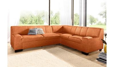 DOMO collection Ecksofa »Norma«, wahlweise mit Bettfunktion kaufen