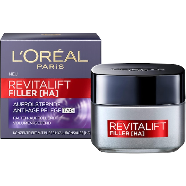 "L'ORÉAL PARIS Anti-Aging-Creme ""RevitaLift Filler Tag"""
