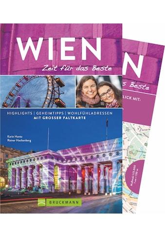 Buch »Wien - Zeit für das Beste / Karin Hanta, Rainer Hackenberg« kaufen