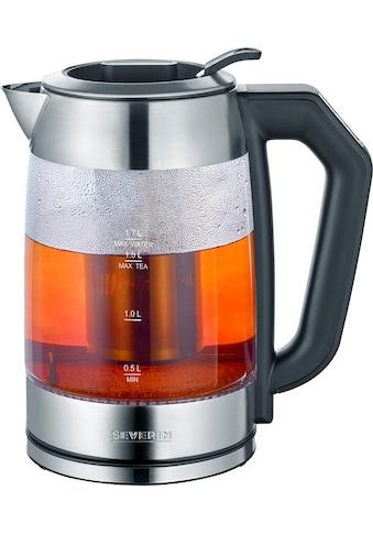 Severin Wasser - /Teekocher WK 3477, 2200 Watt kaufen