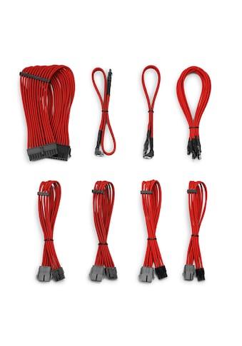 CSL Computer-Kabel »Kabel Sleeve Set«, SATA, 30 cm kaufen