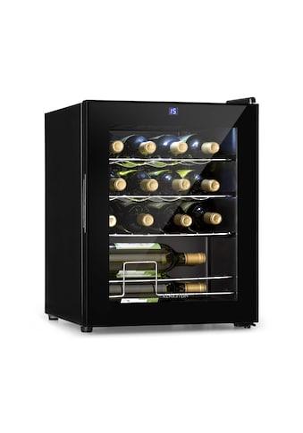 Klarstein Weinkühlschrank 42l Touch - Bedienfeld 131W 5 - 18 »Shiraz« kaufen