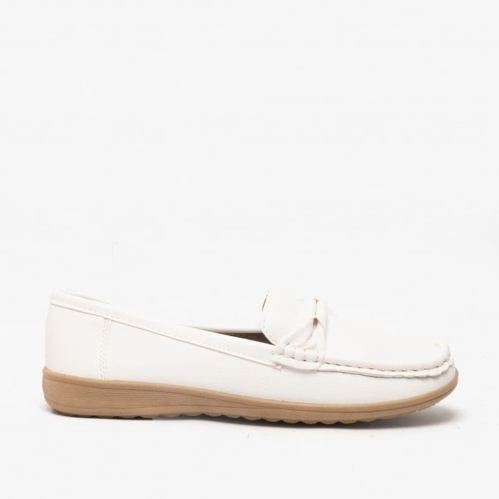 Amblers Safety Mokassin »Paros Damen Sommerschuhe / Loafer / Slipper / s«