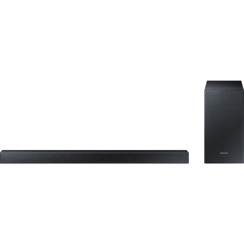 Samsung »HW-T430/ZG« Soundbar (Bluetooth, 170 Watt)