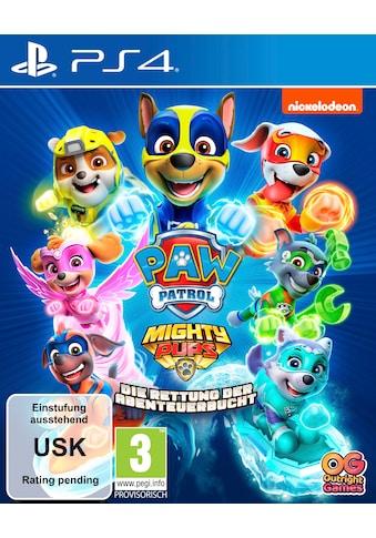 PAW Patrol Mighty Pups: Die Rettung der Abenteuerbucht PlayStation 4 kaufen