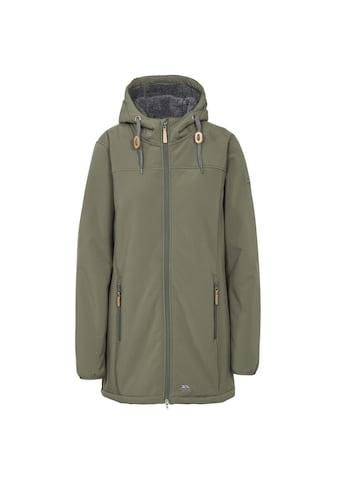 Trespass Outdoorjacke »Damen Jacke Kristen, mit Kapuze, wasserdicht, längere Länge« kaufen