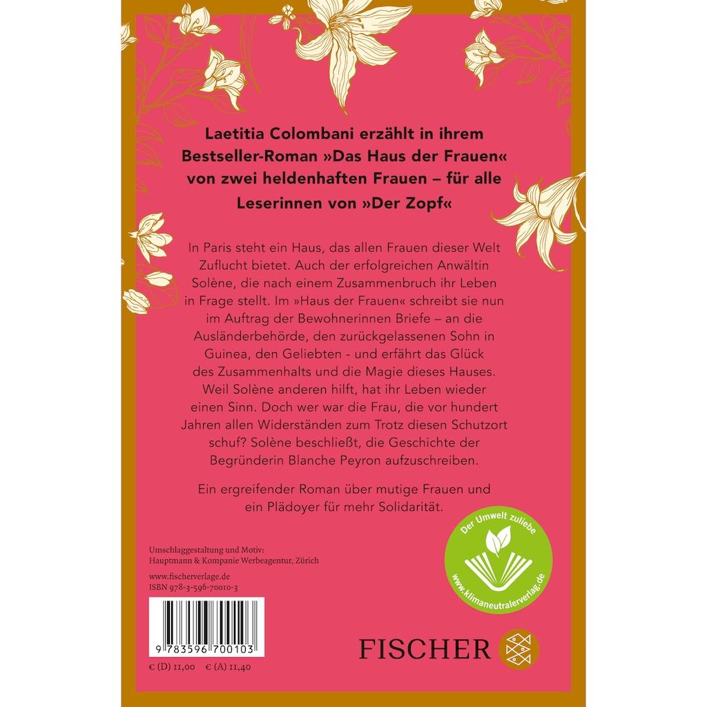 Buch »Das Haus der Frauen / Laetitia Colombani, Claudia Marquardt«