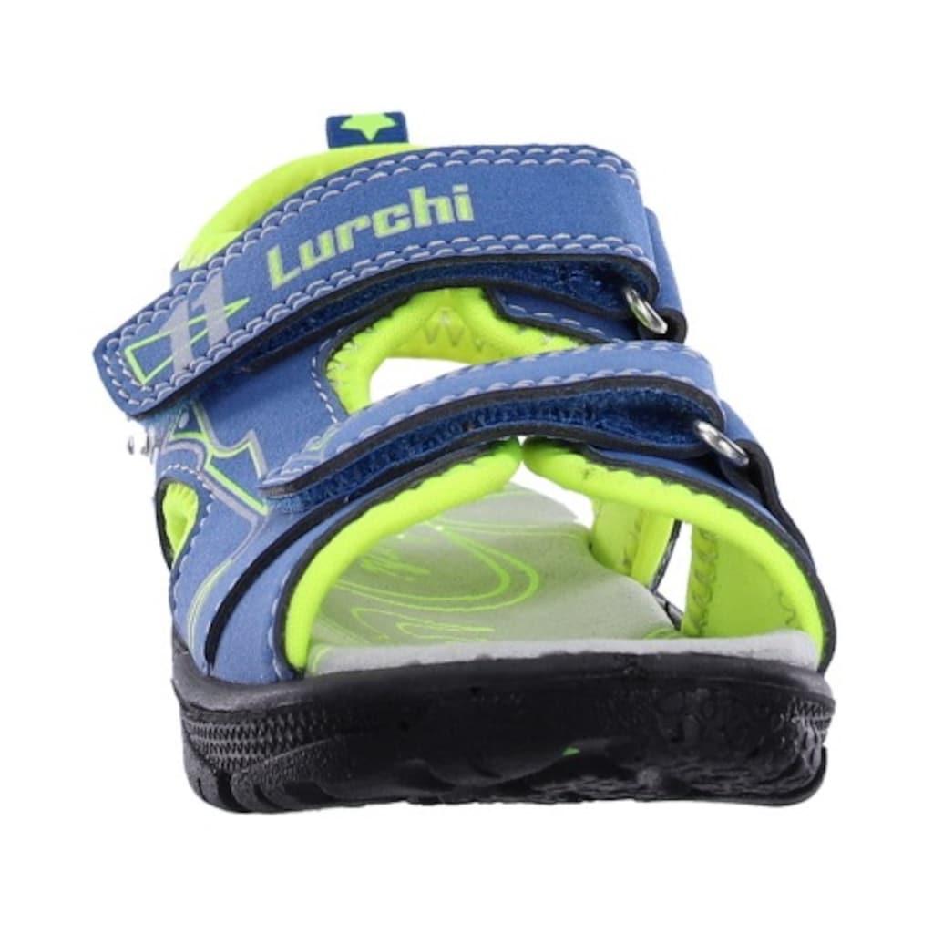 Lurchi Sandale »Blinkschuh Kosty«, mit Weiten-Meßsystem