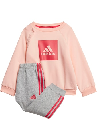 adidas Performance Jogginganzug »3STRIPES LOGO JOGGER FLEECE« (Set, 2 tlg.) kaufen