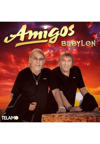 Musik-CD »Nächte aus Feuer / Amigos« kaufen